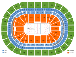 Section Verizon Center Online Charts Collection