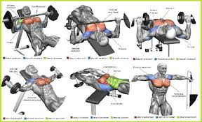 Five Best Chest Exercises Gym Workout Chart Gym Work Out
