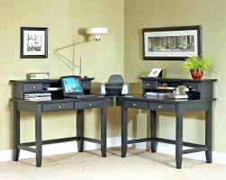 Computer Desk For Two Users Long Office Furniture 2 Person Corner Multiple