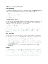 Icu Nurse Manager Resume Examples For Restaurant Resumes T Sample ...