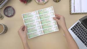 Avery Event Tickets Keep Tabs On Your Event Using Avery Tickets With Tear Away Stubs