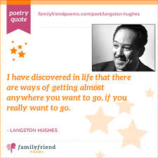 poems by langston hughes poet langston hughes