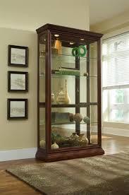 pulaski curio cabinet. Exellent Cabinet Pulaski 20542 Two Way Sliding Door Curio Cabinet Image 1 With Cabinet D