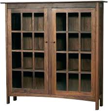 bookcase with glass doors and drawers tall bookcase with glass doors and drawers bookcases classic door full image for wood double sliding white bookcase
