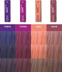 Wella Purple Colour Chart Wella Purple Colour Chart Bedowntowndaytona Com