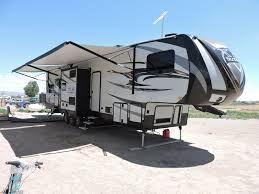 2016 forest river xlr thunderbolt 395 by owner fallon nv