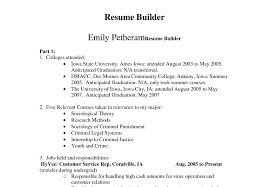 Free Pdf Resume Builder Pdf Resume Maker Therpgmovie 18