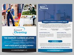 Cleaning Brochure Office Cleaning Brochure Design Company Template Business
