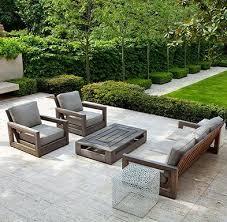 modern garden furniture modern outdoor