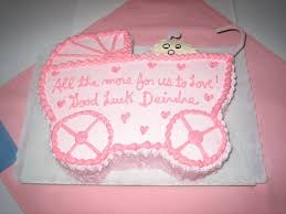 Baby Girl Shower Cake Sayings - Baby Shower DIY