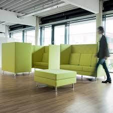 office settee. Atelier High Back Sofas Office Settee