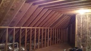 Pictures Of Finished Attics Finishing The Attic Space Best Insulation Plan