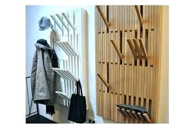 Cool Coat Racks Simple Coat Rack For Small Spaces Build A Coat Rack Coat Hanging Ideas Coat