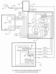 Sw cooler wiring diagram new patent us remote control system for evaporative coolers of on 120