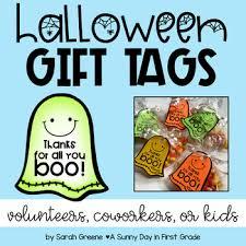 Halloween Gift Cards Halloween Gift Tag