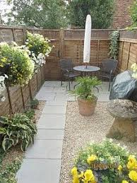Small Picture The 25 best Small courtyard gardens ideas on Pinterest Small
