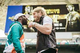 Logan paul, currently training for a june 6 with national champion and retired boxer floyd mayweather, is currently living in a $13 million puerto rico mansion. Floyd Mayweather Vs Logan Paul Predictions Mike Tyson Jake Paul Canelo Dana White And More Preview Exhibition Fight