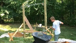how to build a pull up bar diy pole barn kits oregon