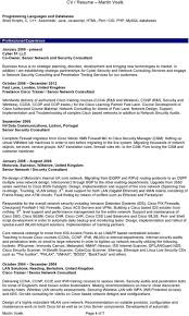 Information Security Engineer Resume Network Job Manager Sample New