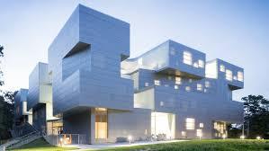 Visual Arts Building University Of Iowa Steven Holl