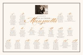 Wedding Chart Seating Sada Margarethaydon Com
