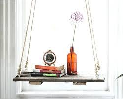 diy floating desk diy home. Diy Hanging Shelf Shelves Perfect For Every Room In Your Home Floating Desk