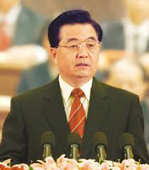 Hu Jintao - President of P.R. China and Chairman of the Communist Party of China - hujintao