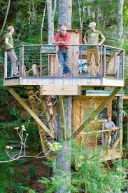 Tree Houses That Remind You Of Your Childhood Treehouse  TREEHOUSESThe Canopy Treehouses