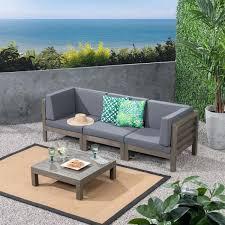 3 seater sofa coffee table 55010