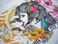 300+ Best Embroidery images in 2020 | embroidery, hand ...