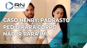 Caso Henry: Dr. Jairinho tentou impedir que corpo de menino fosse para o  IML - YouTube