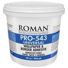 Roman PRO-543 1 Qt. Universal Wallpaper ...