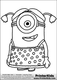 Small Picture three minion sing and dance coloring page dave the minion