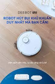 Robot Hút Bụi Lau Nhà -TKT Đà Nẵng - Home
