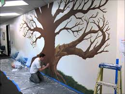 local splash family tree mural project  youtube