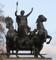 <b>Boadicea</b> in her chariot, Westminster Bridge - Bob Speel's Website