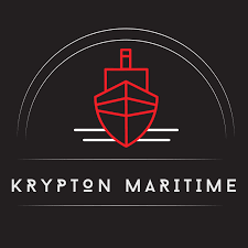 Maritime Logo Design Krypton Maritime Logo Design Logo Logodesigner Logos