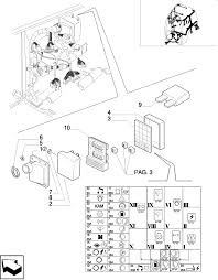 New holland fuse box diagram