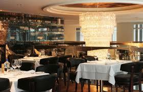 Inspiring Interiors Of Restaurant That You Must See : Deluxe Restaurant  Interior Design In Second Floor
