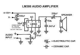 diy portable speaker amplifier using lm386 tech reference audio diy portable speaker amplifier using lm386