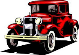 Image result for clipart old cars