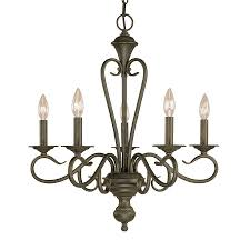 millennium lighting devonshire 5 light burnished gold traditional candle chandelier