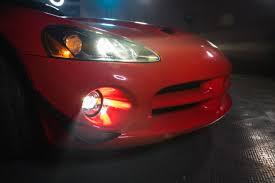 Fog Light Design Dodge Viper 03 10 Morimoto Xb Led