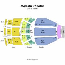 Majestic Theatre San Antonio Tx Seating Chart Majestic Theater Dallas Box Office Blue Martini Lounge Dallas