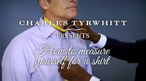 How To Measure For A Shirt