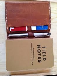 field note wallet man craftsfield notesleather