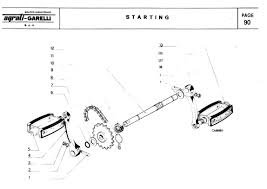 garelli moped engine gst03 starting shaft pedal crank arm cotter garelli moped repair info clymer s garelli 1976 1978 moped repair manual is available for online at the general moped repair section of