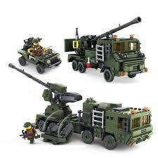 <b>Конструктор KAZI</b> *<b>Зенитные войска</b>* - 84039 - KY84039 | детские ...