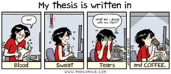 I hate my dissertation