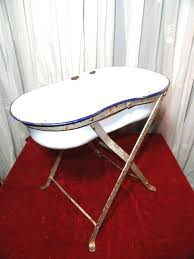 bathtubs vintage hungarian baby bathtub with stand